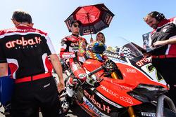 Chaz Davies, Ducati sur la grille