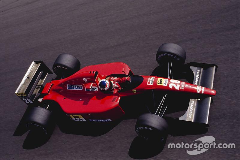 Jean Alesi (1989-2001)