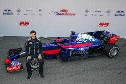 Ben Waterhouse, Toro Rosso
