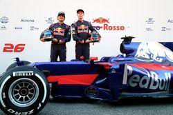 Carlos Sainz Jr., Daniil Kvyat, Toro Rosso