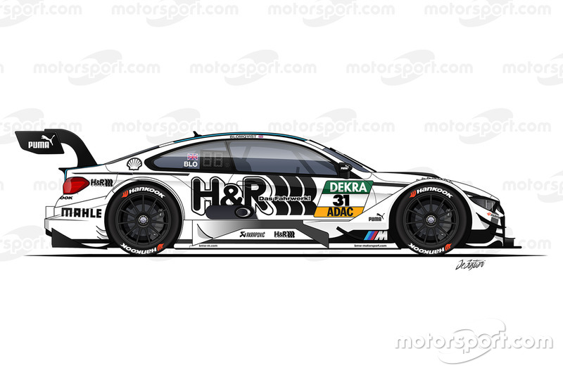 BMW Team RBM