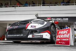 Pole position for Rob Huff, All-Inkl Motorsport, Citroën C-Elysée WTCC