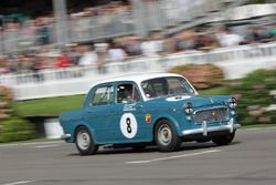 1958 Fiat Abarth Evocation, Amanda Stretton