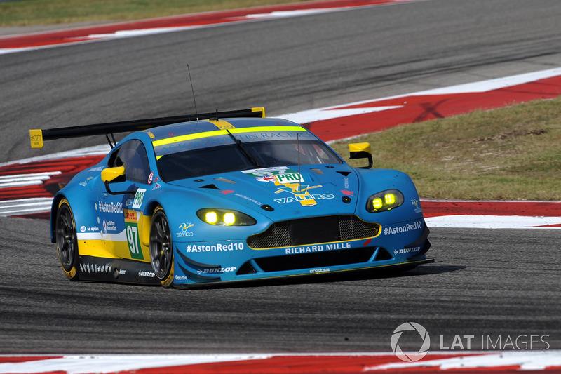 5. GTE-Pro: #97 Aston Martin Racing, Aston Martin Vantage