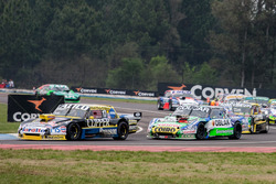Emanuel Moriatis, Martinez Competicion Ford, Gaston Mazzacane, Coiro Dole Racing Chevrolet, Omar Martinez, Martinez Competicion Ford