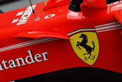 Ferrari SF70H, Nase, Detail