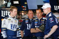 Brad Keselowski, Team Penske Ford with crew chief Paul Wolfe