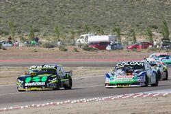 Mauro Giallombardo, Alifraco Sport Ford, Gaston Mazzacane, Coiro Dole Racing Chevrolet