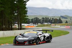 #11 Objective Racing, McLaren 650S GT3: Tony Walls, Warren Luff