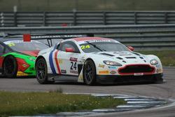 Jack Mitchell, James Littlejohn, Macmillan AMR Aston Martin Vantage GT3