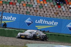 Ausritt: Maro Engel, Mercedes-AMG Team HWA, Mercedes-AMG C63 DTM