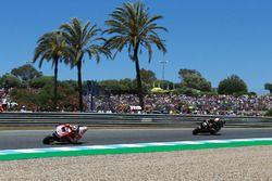 Хорхе Лоренсо, Ducati Team, и Жоан Зарко, Monster Yamaha Tech 3