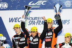 1. LMP2: Roman Rusinov, Pierre Thiriet, Alex Lynn, G-Drive Racing
