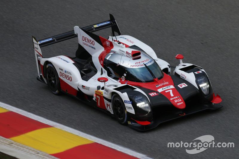 7 Toyota Gazoo Racing Ts050 Hybrid Mike Conway Kamui Kobayashi