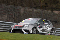 Guillaume Mondron, Delahaye Racing, SEAT León TCR