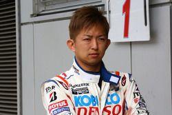 #1 Team Sard Lexus LC500: Kohei Hirate