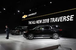 Chevrolet Traverse SUV