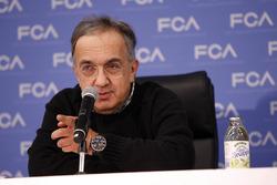 Серджио Маркионне, генеральный директор Fiat Chrysler Automobiles