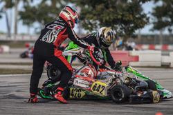 ROK Cup: Crash