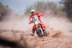 #82 Himoinsa Racing Team, KTM: Daniel Oliveras