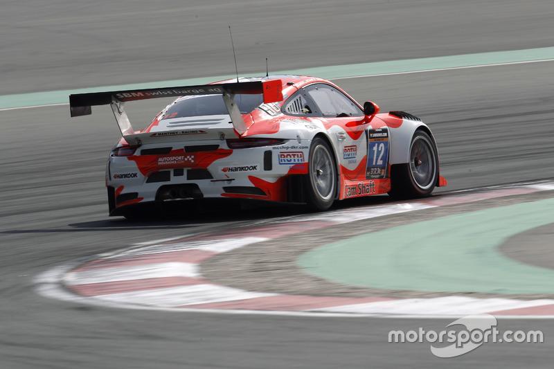 #12 Manthey Racing, Porsche 991 GT3 R