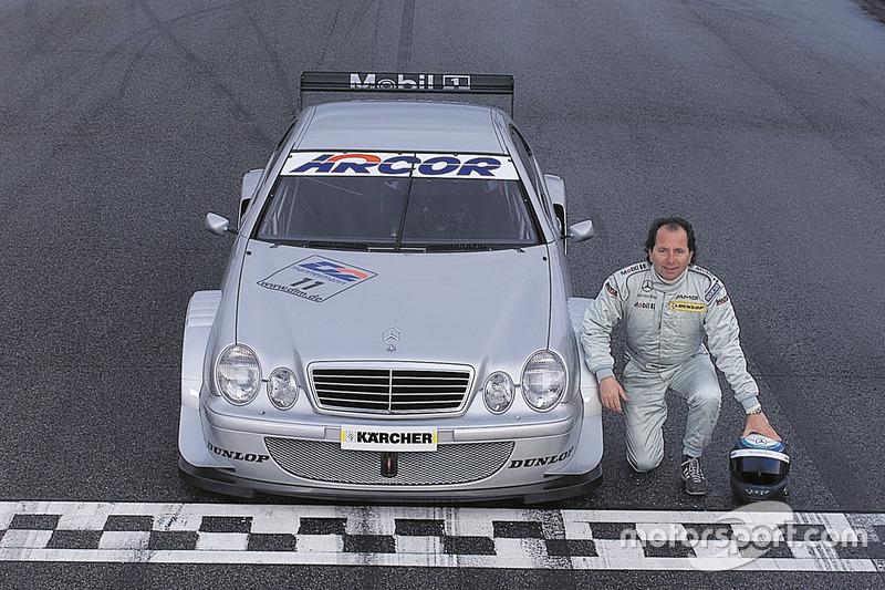 Klaus Ludwig, Mercedes-Benz CLK, HWA AG