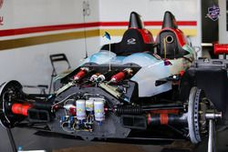 #35 Jackie Chan DC Racing Oreca Nissan 03R