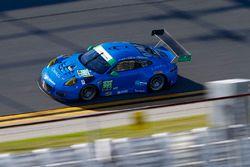 #991 TRG, Porsche 911 GT3 R: Santiago Creel, Wolf Henzler, Jan Heylen