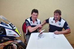 Dan Kneen and Rico Penzkofer