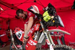 Mechaniker von Himoinsa Racing Team