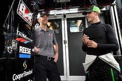 Jeremy Thompson and Austin Cindric, Brad Keselowski Racing Ford