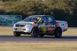 Mitsubishi Triton SuperUte