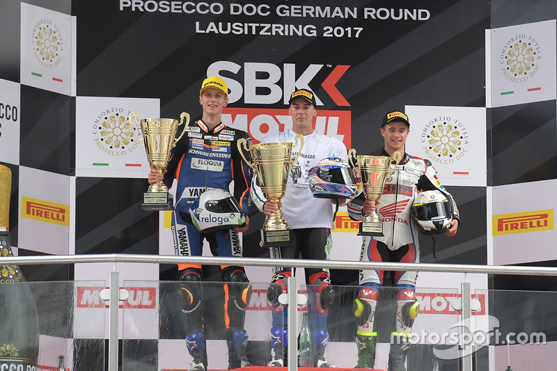 Podium: 1. Markus Reiterberger, BMW