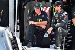 Tony Gibson, Kurt Busch, Stewart-Haas Racing Ford