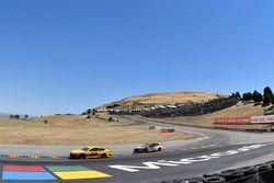 Joey Logano, Team Penske Ford, Josh Bilicki, Rick Ware Racing, Marriott Chevrolet SS