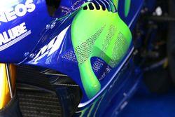 Maverick Viñales, Yamaha Factory Racing, nieuwe kuip