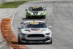 #40 PF Racing Ford Mustang: James Pesek
