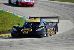 #230 FP1 Corvette Daytona Prototype, William Hubbell, Eric Curran, Hubbell Racing