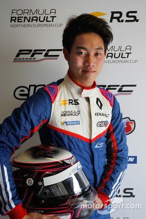 Presley Martono, Mark Burdett Motorsport