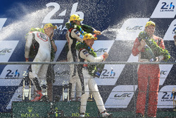 LMP2 podium: David Cheng, DC Racing