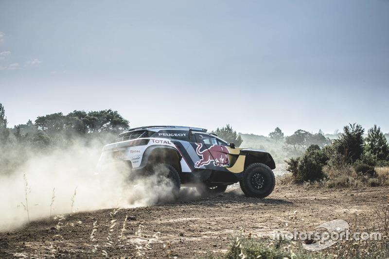 Cyril Despres, Peugeot 3008 DKR, Peugeot Sport