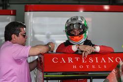 ألفونسو سيليس الابن، فورتيك موتورسبورتس