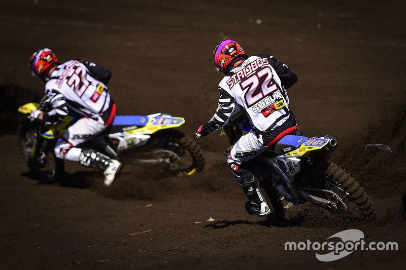 Kevin Strijbos, Suzuki World MXGP