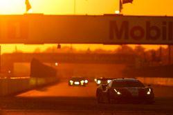 №63 Scuderia Corsa Ferrari 488 GT3: Кристина Нильсен, Алессандро Бальцан, Маттео Крессони