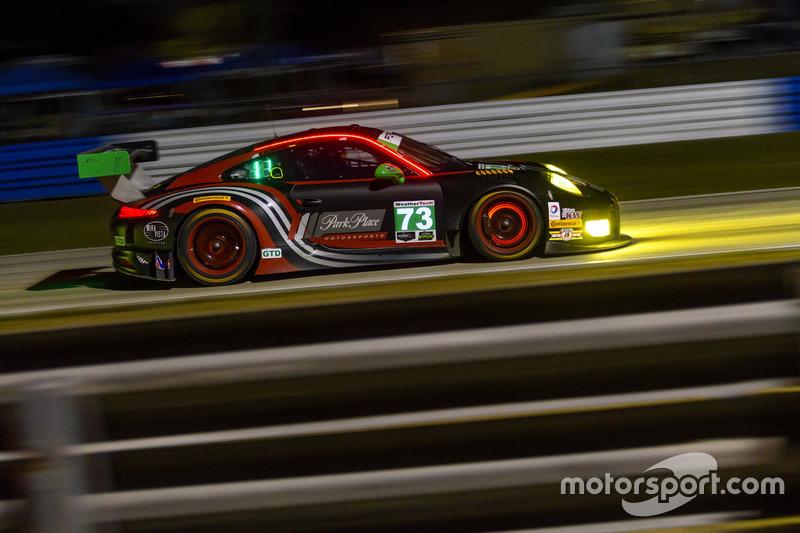 6. GTD: #73 Park Place Motorsports, Porsche GT3 R