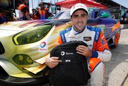 Il poleman GTD Tristan Vautier, 75 SunEnergy1 Racing
