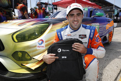 GTD pole winner Tristan Vautier, 75 SunEnergy1 Racing