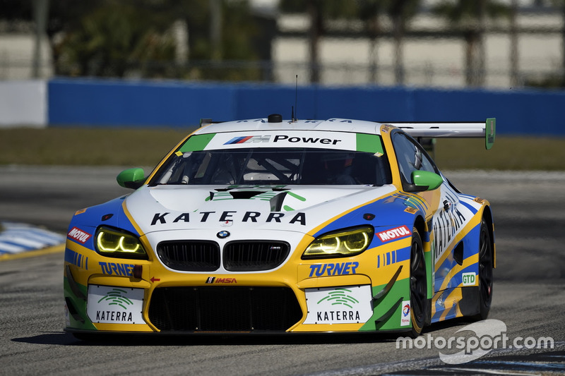 20. GTD: #96 Turner Motorsport, BMW M6 GT3