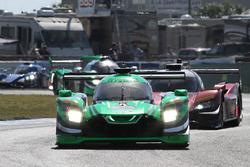 #2 Tequila Patrón ESM Nissan DPi: Scott Sharp, Ryan Dalziel, Luis Felipe Derani