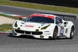 #488 Octane 126, Ferrari 488 GT3: Bjorn Grossmann, Fabio Leimer e #24 SPS automotive performance, Me